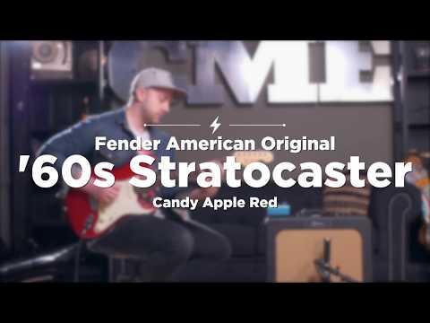 Fender American Original '60s Stratocaster | CME Quick Riff