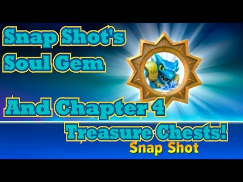 Skylanders Trap Team - Chapter 4 - Snap Shot's Soul Gem (A Shard Act to Follow)