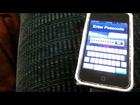 Iphone Hacked Remotely Captured on Video