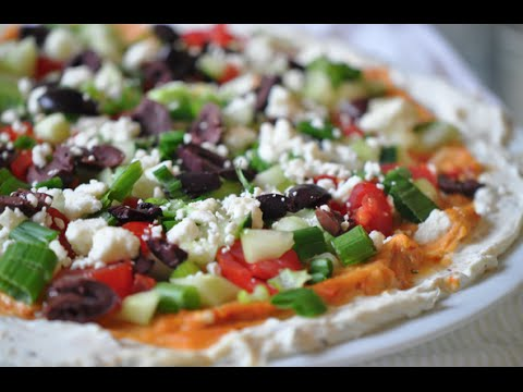 How to Make Best 7 Layer Mediterranean Layered Dip Healthy Easy Recipe