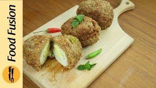 Nargisi Kababs recipe made easy by Food Fusion #Ramzan