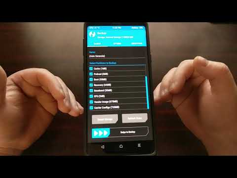 Galaxy Note 9 | Creating a Backup with TWRP