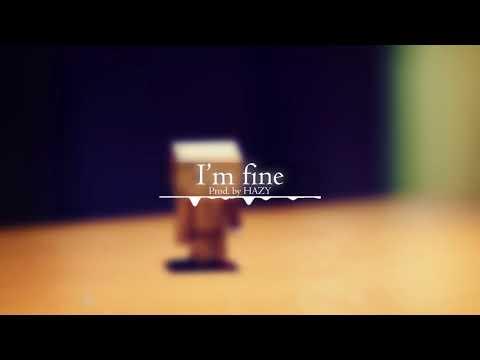 [SALE] I'm fine | WITH VOCALS | Deep Emotional Guitar Rap Beat prod. by HAZY