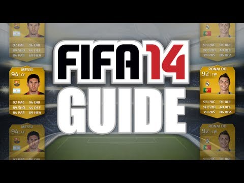FIFA 14 ULTIMATE TEAM - How To Get Started Ultimate Team Guide