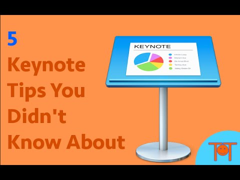 5 Hidden Keynote Tips You DIDN'T Know About