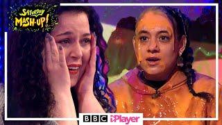 Tracy Beaker gets revenge on Justine Littlewood! | Saturday Mash-Up! | CBBC