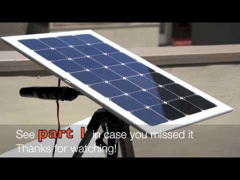 Solar Panel High Efficiency (part 2)