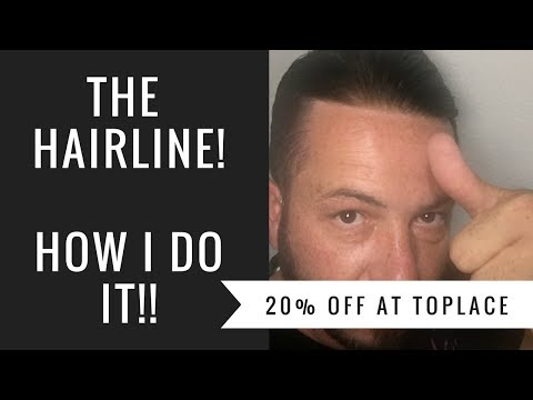Hair Replacement Hair System Review The HAIRLINE !!!!!!!