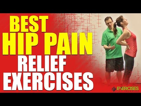 Best Hip Pain Relief Exercises