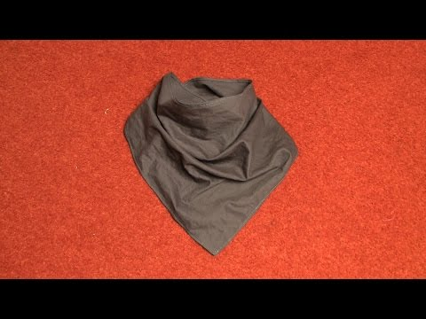 Shay costume (ACR): gas mask tutorial