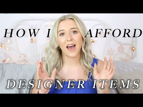 HOW TO SAVE MONEY FOR DESIGNER/LUXURY ITEMS + TO BUY A HOUSE  | Em Sheldon ad
