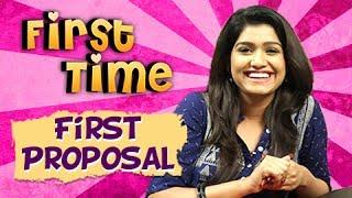 First Time With Rasika Sunil | On Her First Proposal | Majhya Navryachi Bayko