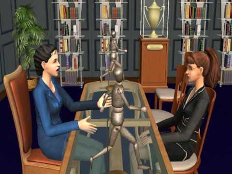 Adrenalies- Sims 2- Episode 1