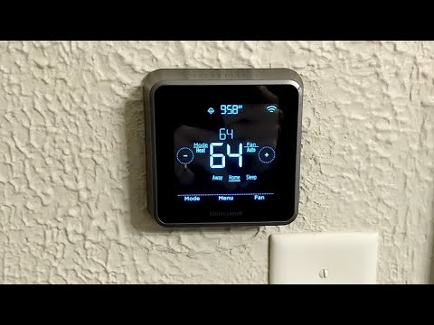 🔴 Live Update: Honeywell Lyric T5 Smart WiFi Thermostat