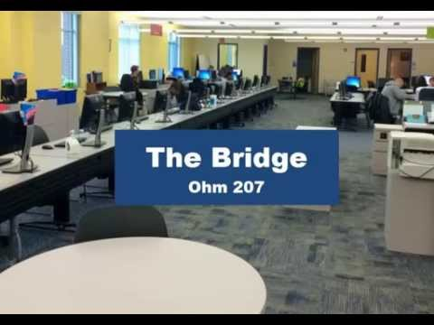 How to Submit a Testing Work Order at The Bridge at KCC
