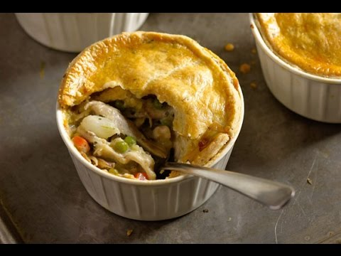 Chicken Pot Pies | One Pot Chef