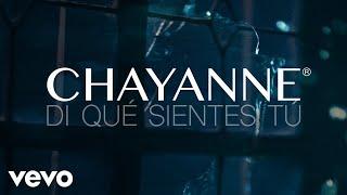 Chayanne - Di Qué Sientes Tú (Audio)