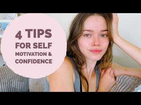 4 Tips For Self Motivation And Confidence | Valeria Lipovetsky