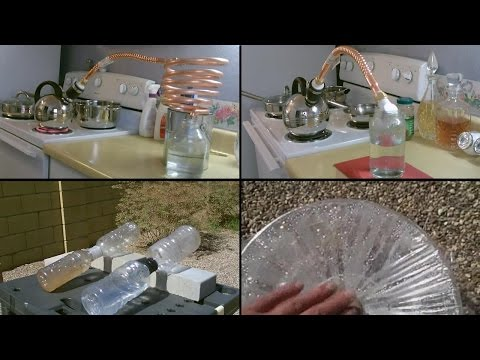DIY Water Distilling! - 4 ways (2 stove-top, 2 solar) - Water Distiller Compilation - All Easy DIY's