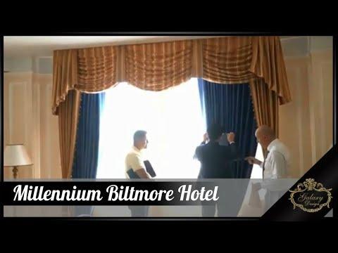Millennium Biltmore Hotel L.A. Interior Design | Galaxy Design Video #175