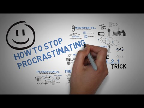 How To Stop Procrastinating - The 321 Trick