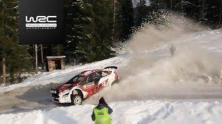 WRC 2 - Rally Sweden 2018: WRC 2 Event Highlights