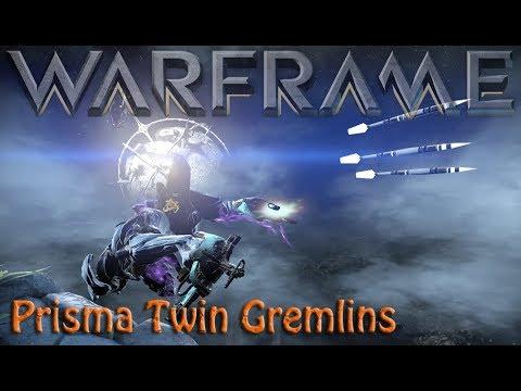 Warframe - Prisma Twin Gremlins