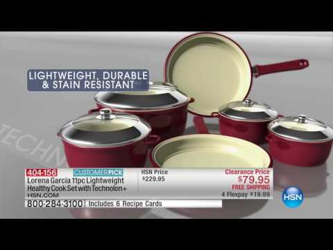 HSN   Kitchen Clearance up to 50% Off 12.27.2016 - 01 PM