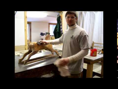 Rocking Horse Restoration