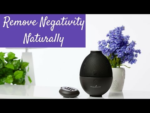 Natural Ways To Remove Negativity