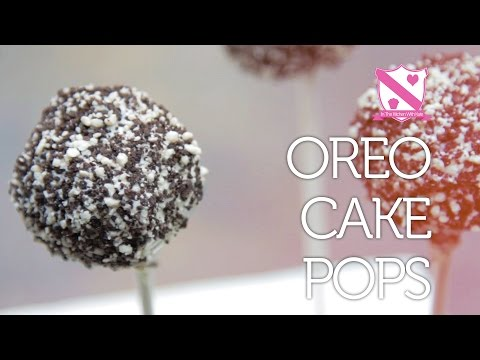 Oreo Cake Pops - No Bake - In The Kitchen With Kate