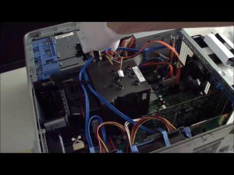 Dell Dimension 9200 CPU and RAM Upgrade