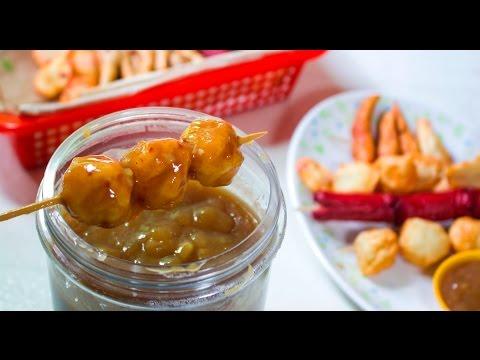 How to make Fish Ball sauce