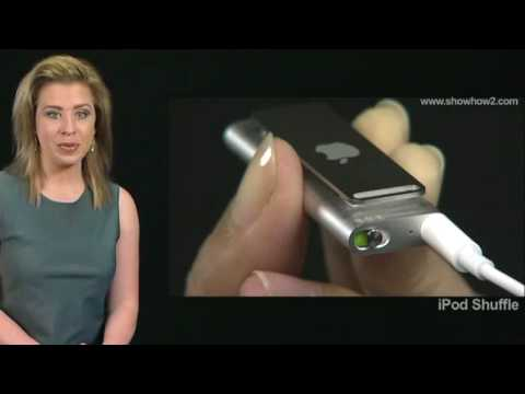 iPod Shuffle - How to enjoy various content in your iPod Shuffle
