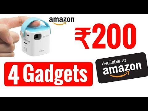 4 Smartphone Gadgets On Amazon Under 200 Rupees | Cool Gadgets On Amazon Under 200