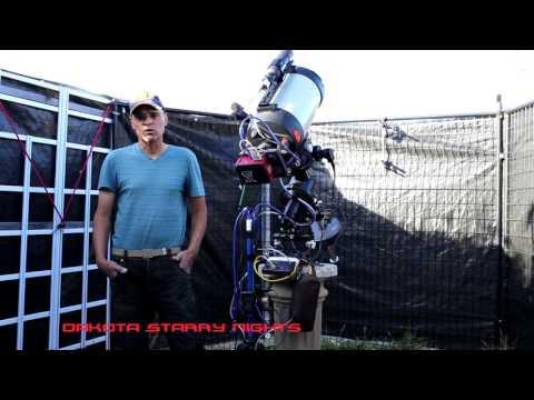 Movable Concrete Telescope Pier / DIY