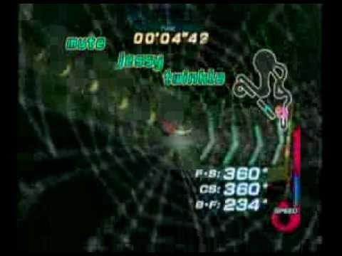 Sonic Riders - Missions - Green Cave