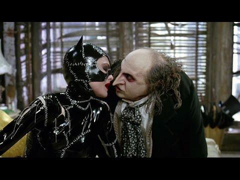 Catwoman visiting Penguin | Batman Returns