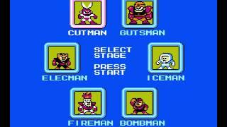 Mega Man - Intro