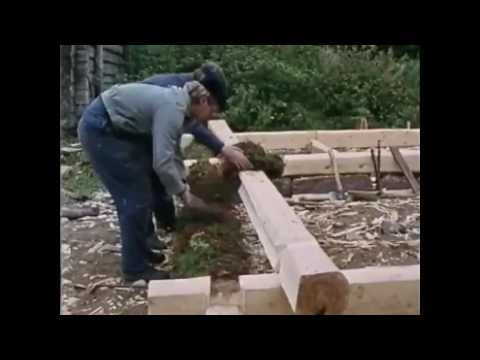How to Build a Log Cabin Fast