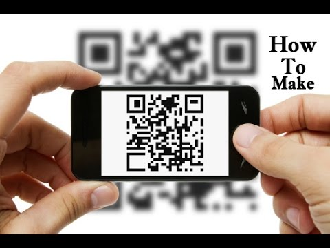 How To Make Barcode & QR Code Using Your Phone [Free] Completely in Hindi