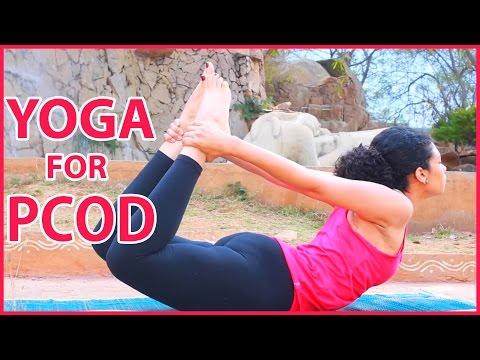 6 Effective Yoga Asanas For PCOD & Hormonal Imbalance