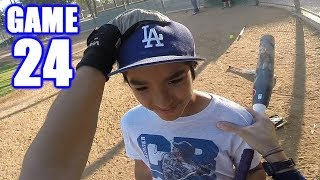 BEST MOTIVATIONAL SPEECH EVER! | On-Season Softball Series | Game 24