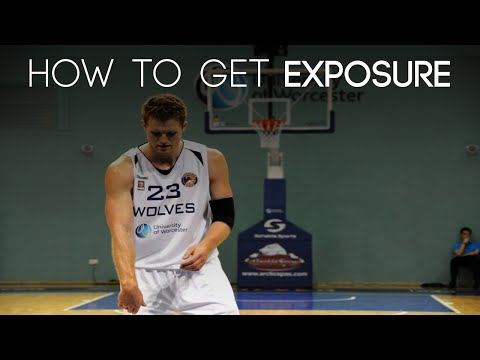 How To Get Exposure | Overseas Basketball | Andreas Schreiber