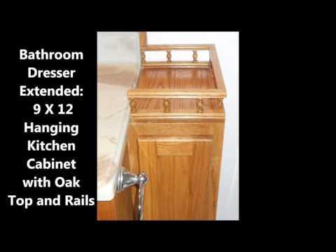 Versatile Kitchen Cabinets