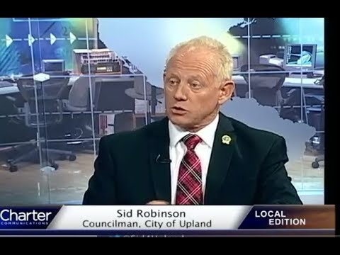 Charter Local Edition with Upland City Councilman Sid Robinson