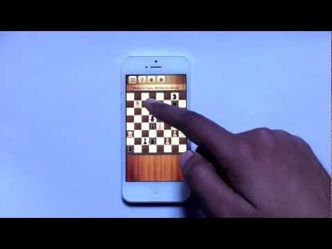 Award Winning Chess Game for iPhone