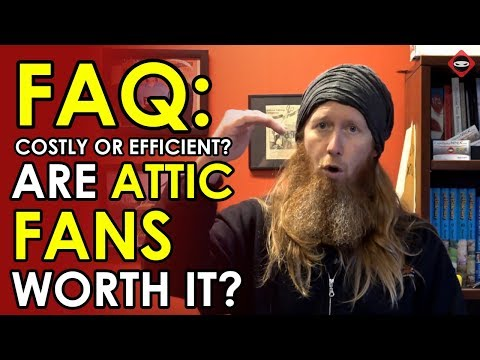 Are Attic Fans Worth It? Are They Actually Energy Efficient? Attic Fans Good or Bad | Solar Fans