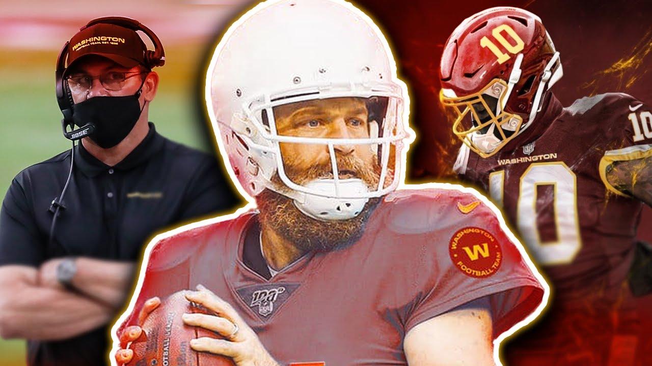 The Washington Football Team Is Building A Future Super Bowl Contender