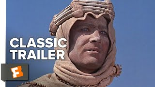 Lawrence of Arabia (1962) Trailer #1   Movieclips Classic Trailers